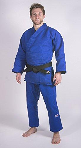 Ippon Gear Judoanzug Fighter blau 180
