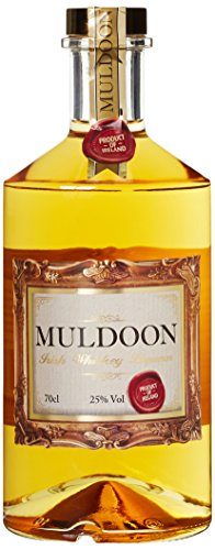 Muldoon Whiskey Liqueur Whisky (1 x 0.7 l)