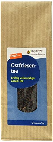 Tegut Loser Ostfriesen-Tee, 6er Pack (6 x 175 g)