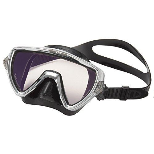 Taucherbrille Tusa Visio Pro - einglas tauchmaske erwachsene profi