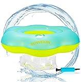EDWEKIN Baby Schwimmring, Mitwachsende Schwimmhilfe, Schwimmsitz, Baby Float. Schwimmreifen für Babys, Kleinkinder, Kinder ab 6 Monate bis 3 Jahre