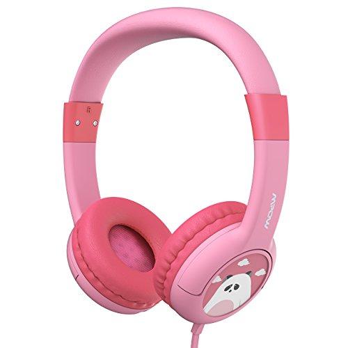 Mpow Kopfhörer Kinder, Kopfhörer für Kinder mit 85dB Lautstärke Begrenzung Gehörschutz & Musik-Sharing-Funktion, Kinderkopfhörer mit Kinderfreundliche sichere Lebensmittelqualität