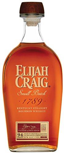 Elijah Craig Small Batch Kentucky Straight Bourbon Whisky (1 x 0.7 l)