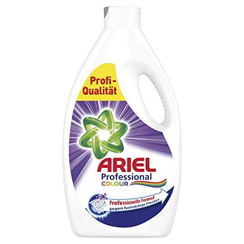 Ariel Professional Colorwaschmittel Flüssig, 3,025 l, 1er Pack (1 x 55 Waschladungen)