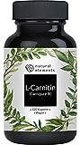 L-Carnitin 3000 - Einführungspreis - 120 Kapseln - Premiumrohstoff: Carnipure von Lonza - Laborgeprüft, hochdosiert, vegan & hergestellt in Deutschland