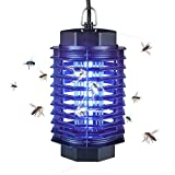 Gardigo Insektenvernichter elektrisch mit UV-Licht | Elektronischer Mückenschutz gegen Mücken, Fliegen, Moskitos | Insektenabwehr für 50 m² | Deutscher Hersteller