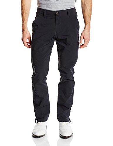 Under Armour Herren Golf Hose Matchplay Taper Pants, Black, 34/32