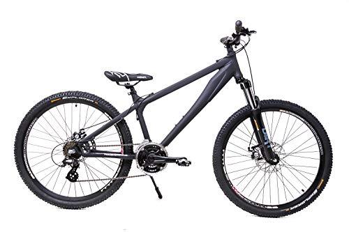 Sachsenring Fahrrad Dirtbike Mountainbike Dirt Bike Jungendfahrradrad Kinderfahrrad 26 Zoll Jugend Kinder 21 Gang