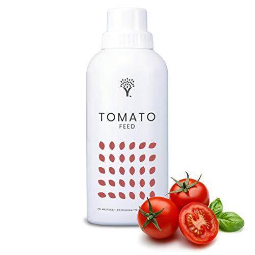 MOOWY   hochwirksamer Tomatendünger flüssig für alle Tomatenpflanzen   Schönere Tomaten mit Langzeit Wirkung   Ideal als Paprika & Chili Dünger   Frei von Guano   Pflanzen Flüssigdünger