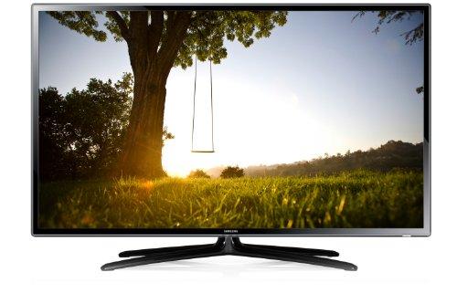 Samsung UE60F6170 152 cm (60 Zoll) 3D-LED-Backlight-Fernseher, EEK A+ (Full HD, 200Hz CMR, DVB-T/C/S2, CI+) schwarz