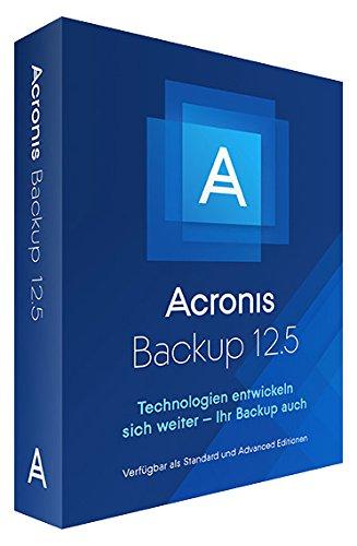 Acronis Backup 12.5 Standard Workstation