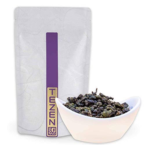 GABA Oolong Tee aus Alishan, Chiayi Taiwan | Hochwertiger Gaba Oolong Tee | Gabaron Tee aus Taiwan | Gabalon Tee 50 g