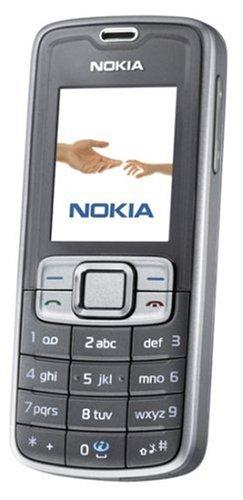 Nokia 3109 classic grey (EDGE, GPRS, HSCSD, CSD, Musik-Player, Bluetooth) Handy