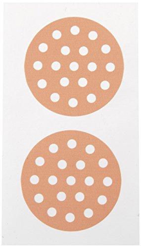 Gatapex Exclusive World first Akupunkturpflaster. Shape: round. Large. Tan