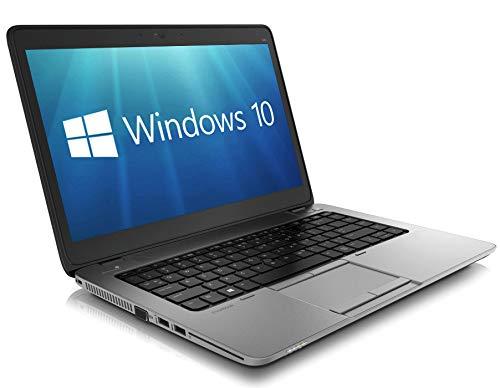 HP EliteBook 840 G1 14-inch Ultrabook (Intel Core i5 4th Gen, 8GB Memory, 256GB SSD, WiFi, Webcam, Windows 10 Professional 64-bit) (Generalüberholt)