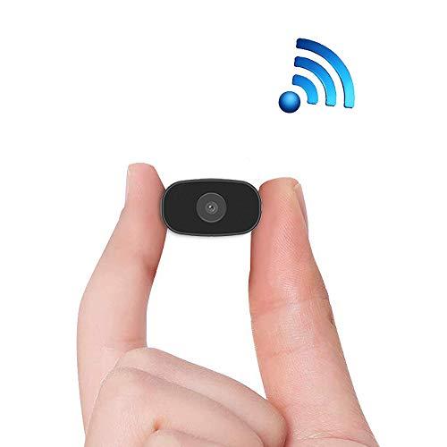 Überwachungskameras PNZEO W3 Mini Kamera 1080P HD Drahtlose WiFi Remote View Home Sicherheit Kamera Super Mini Kameras Nanny Cam Kleine Recorder