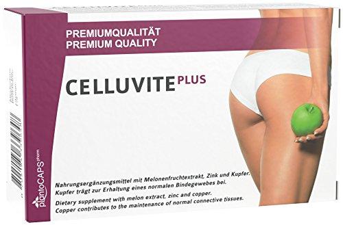 plantoCAPS CELLUVITE PLUS | Bindegewebe Kapseln aus der Apotheke | Cellulite | Orangenhaut