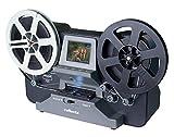 SUPER 8 Scanner MIETEN 1 Woche, Reflecta Super 8 - Normal 8 Scanner, Super 8 Filme digitalisieren (max. Spulendurchmesser 12,7cm), inkl. SD-Karte, Full-HD, Scanexperte-Erklärungsvideo