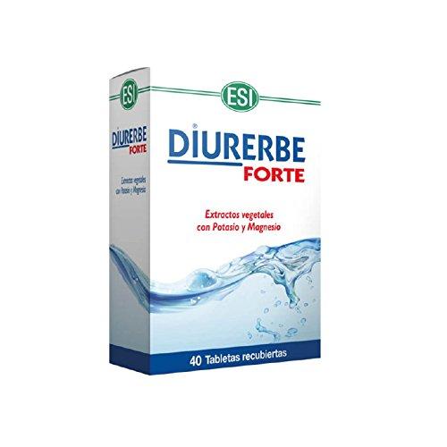 ESI - Diurerbe Forte, Nahrungsergänzungsmittel, 40 Tabletten
