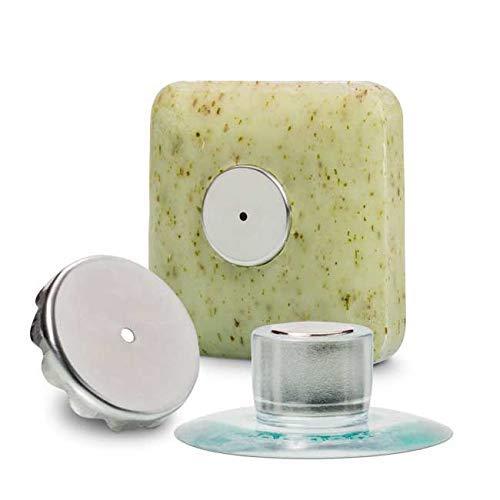 Seifenhalter mit Magnet by SudoreWell / Savont - neu, innovativ, sauber und umweltfreundlich