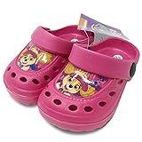 Nickelodeon Clogs, Jungen Clogs & Pantoletten, Hot Pink - Paw Patrol - Größe: 38 EU-23 EU Art