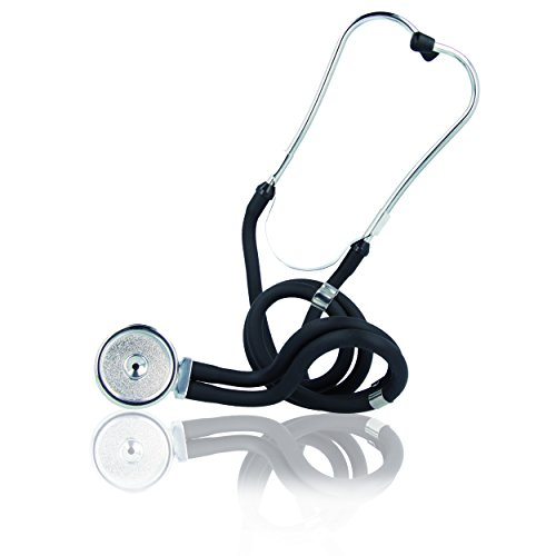 Horn Rappaport Stethoskop, Doppelkopfstethoskop, Doppelschlauchstethoskop