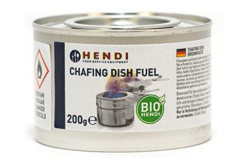 Hendi 194300 Chafing Dish Brennpaste (24-er Pack)
