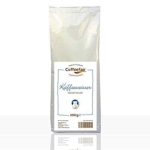 Kaffeeweißer von Coffeefair 10 x 1kg | Automatengängiger Weißer für Vending-Automaten