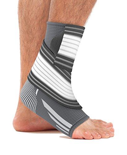 Bonmedico Piedo, Fussgelenk-Bandage Und Knöchelbandage, Unterstützung Bei Sport Und Fitness