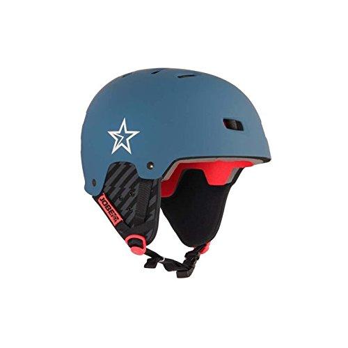Jobe Base Stahl Wakeboard Helm, blau, S