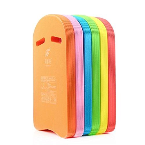 Ulable Schwimmbrett für Kinder und Erwachsene, sichere Schwimmhilfe, Schaumstoff, zufällige Farbe