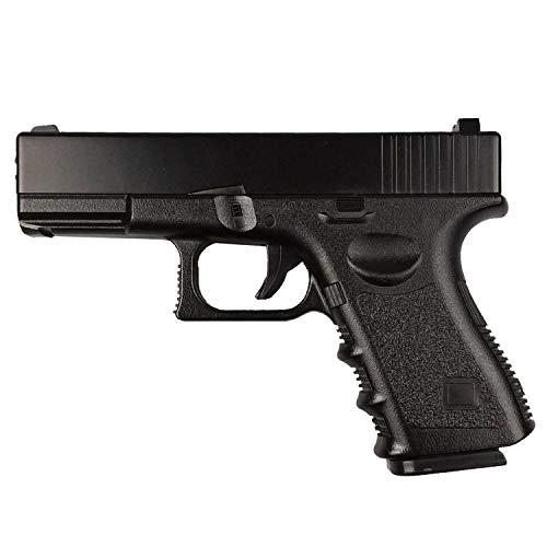 Rayline G15 Voll Metall Softair (Manuell Federdruck), Maßstab 1:1, Gewicht 675g, 6mm Kaliber, Farbe: Schwarz/Black