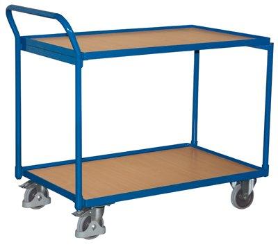 VARIOFIT Tischwagen Transportwagen, Ladefläche: 850 x 500 mm