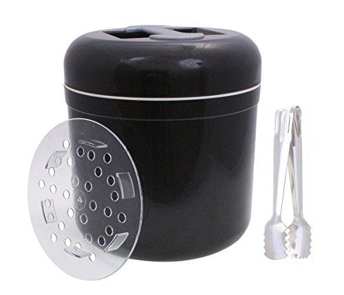 Eiswürfelbehälter 4 l Profiausführung mit exklusiver Eiszange