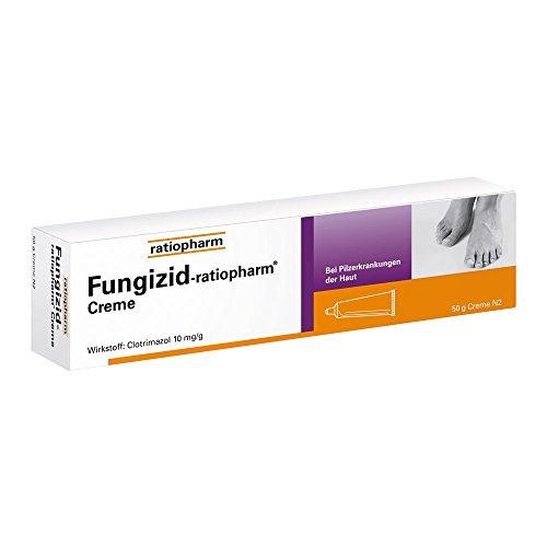 Fungizid ratiopharm Creme 50 g