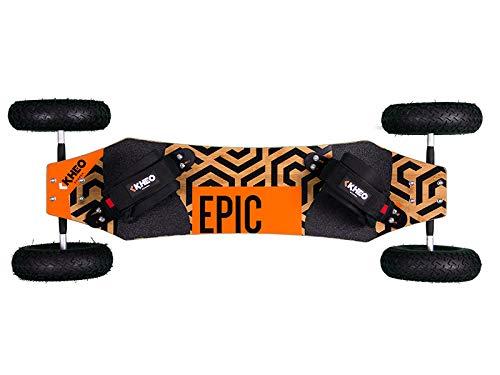 KHEO Unisex– Erwachsene Epic (9 inch Wheels), Bunt One Size