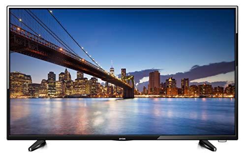 DYON Live 40 Pro-X 101,6 cm (40 Zoll) Fernseher (Full-HD, Triple Tuner, DVB-T2) Schwarz