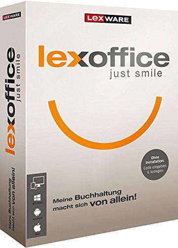 Lexware Lexoffice Minibox (Jahreslizenz) / Einfache Cloud-basierte Online Buchhaltungs-Software für Freiberufler, Handwerker & Kleinunternehmen / Kompatibel mit Windows, Mac iOS & Android