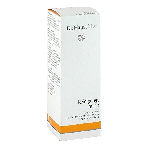 Dr. Hauschka Reinigungsmilch unisex, sanfte Emulsion, 145 ml, 1er Pack (1 x 319 g)