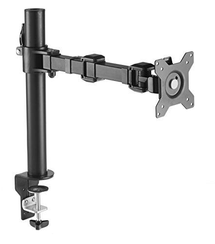 AmazonBasics - Einzel-Monitorständer, höhenverstellbar, Stahl