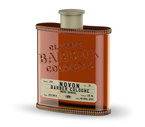 Novon Professional Classic Barber Cologne Wood Barrel 185 ml After Shave Rasierwasser