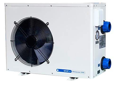 Steinbach Waterpower 5000 Wärmepumpe, weiß