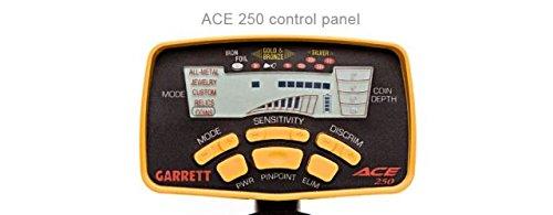 Garette Ace 250 Metalldetektor, 1139070