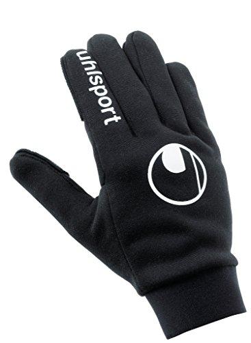 uhlsport Kinder Feldspielerhandschuhe Feldspielerhandschuhe, schwarz, 5, 100096701
