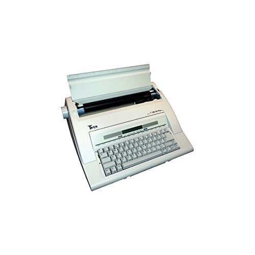 TA Triumph-Adler 583 Twen Schreibmaschine 180 DS Plus grau