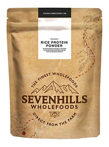 Sevenhills Wholefoods Reisprotein Pulver Bio 2kg