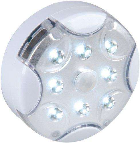 Unitec 41648 LED-Sensorleuchte mit Bewegungsmelder