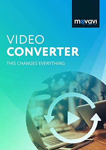 Movavi Video Converter 19 Personal | Standard | PC | PC Aktivierungscode per Email