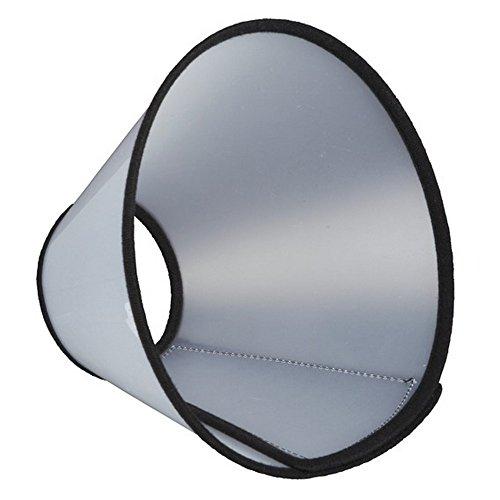 Trixie Schutzkragen mit Klettverschluss, L–XL: 50–58 cm/28 cm