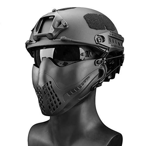 Halloween Maske Feldmasken Airsoft Paintball Tractical Mask Ruhm Ritter Maske Taktische Schutzausrüstung